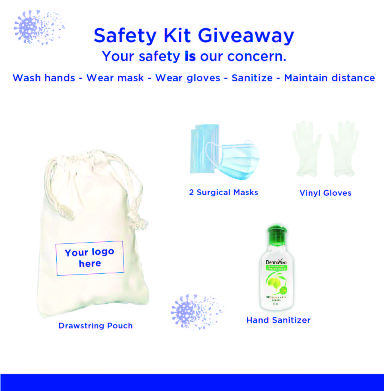 Safety Kit Giveaway